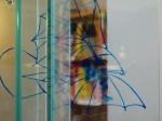 Zeichnungen auf Glas von Susanne Haun (c) Frank Koebsch 2