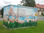 Bemaltes Trafohaus in der Tessiner Str. Rostocks (c) Frank Koebsch (2)