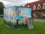 Bemaltes Trafohaus in der Tessiner Str. Rostocks (c) Frank Koebsch (3)