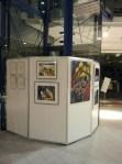 Ein erster Blick auf die Ausstellung see mor jazz in fine art (c) Frank Koebsch (1)