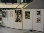Ein erster Blick auf die Ausstellung see mor jazz in fine art (c) Frank Koebsch (2)