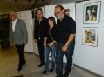 Nach getaner Arbeit - Ausstellung see more jazz in fine art