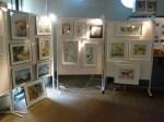 Unsere Ausstellung in der Sternwarte Hamburg (c) Frank Koebsch