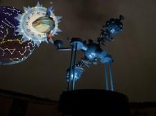 Unsere Sternzeichen in der Sternwarte (c) Frank Koebsch
