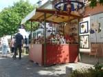 Wunderbare Holzfiguren aus Dresden auf dem KUNST handwerk Markt (c) Frank Koebsch