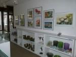 Aquarelle von Hanka & Frank Koebsch in der Galerie Severina (c) FRank Koebsch 1