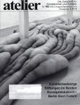 """Zeitschrift """"atelier"""" 2012 - 4"""