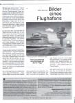 Bilder eines Flughafens in der Zeitschrift atelier 2012 04 S.12