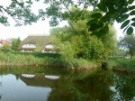 Blick über die Teiche auf das Landhaus Seerose (c) FRank Koebsch