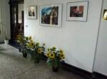 Willkommen zur Ausstellung und Konzert im Lüsewitzer Schloss (c) FRank Koebsch