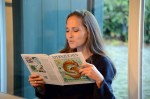 Jeannine Platz liest Texte von Anette Pehnt aus unserem Sternzeichen Buch 1