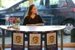 Jeannine Platz liest Texte von Anette Pehnt aus unserem Sternzeichen Buch 2