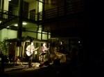 Live Musik in der Doberaner Kulturnacht (c) Frank Koebsch