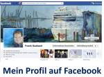Mein Profil auf Facebook (c) Frank Koebsch