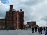 Hafencity von Liverpool mit der Tate Galerie (c) Frank Koebsch