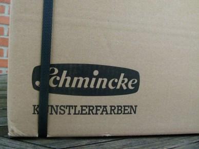 Post von der Firma Schmincke 1 (c) Frank Koebsch