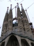 Sagrada Família (c) Frank Koebsch