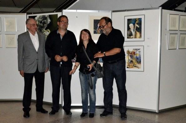 Unser Feedback, es hat Spaß gemacht - Volker Kurz, Frank Koebsch, Conny Schwarz, Uli Schwenn