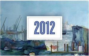 Jahresrückblick 2012 auf Facebook