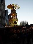 Rostocker Weihnachtsmarkt auf der Kröpeliner Straße (c) Frank Koebsch