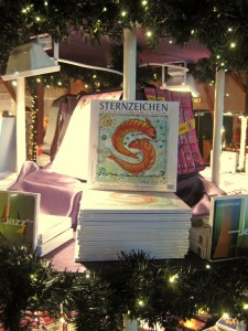 Sternzeichen Buch als Weihnachtsgeschenk (c) Karsten Peter