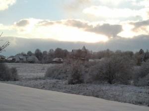 Winter in Sanitz (c) FRank Koebsch 2