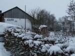 Atelier 20 von Ilse und Ekkehardt Hofmann im Schnee (c) Frank Koebsch