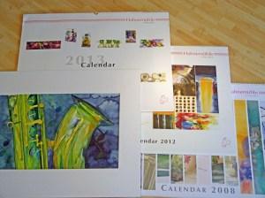 Hahnemühle Kalender und ein neuer Malwettbewerb Musik (c) Frank Koebsch