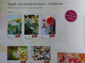 Hanka und Frank Koebsch - Faltkarten