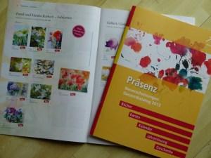 Kunstkarten von Hanka und Frank Koebsch im Präsenz Verlag