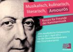 Rossiniwoche (c) Kreativsaison Mecklenburg