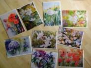 Auswahl unserer Kunstkarten (c) Frank Koebsch (1)