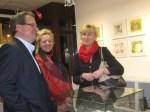 Die Besucherinnen hatten viel Spaß mit Frank Koebsch (c) Frank Koebsch