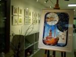 Einblicke in die Sternzeichen Ausstellung der Galerie Severina (c) Frank Koebsch