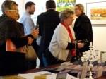 erste Besucher der Ausstellung Faszination Kraniche (c) Maike Josupeit (2)