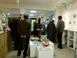 Gäste in der Sternzeichen Ausstellung (c) Frank Koebsch (1)