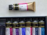 MISSION Gold Class Water Colours Set von von Mijello (c) Frank Koebsch (5)