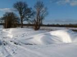 Schneeverwehungen zum Frühlingsbeginn (c) FRank Koebsch (1)