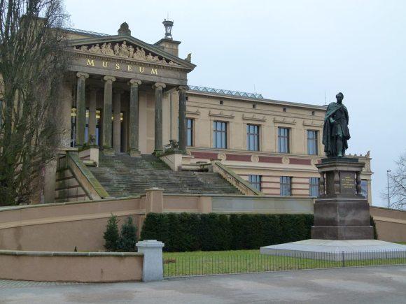 Galerie Alte und Neue Meister Schwerin (c) FRank Koebsch
