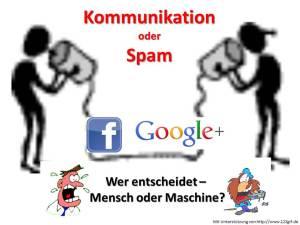 Kommunikation oder Spam ?
