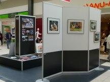 Aquarelle von Frank Koebsch beim Kunstsommer 2013 - 2