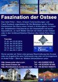 Aquarellkurs Faszination Ostsee 2014 in Kühlungsborn
