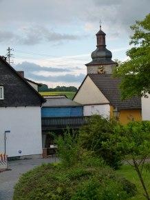 Blick über die Dächer von Heftrich (c) Frank Koebsch 2