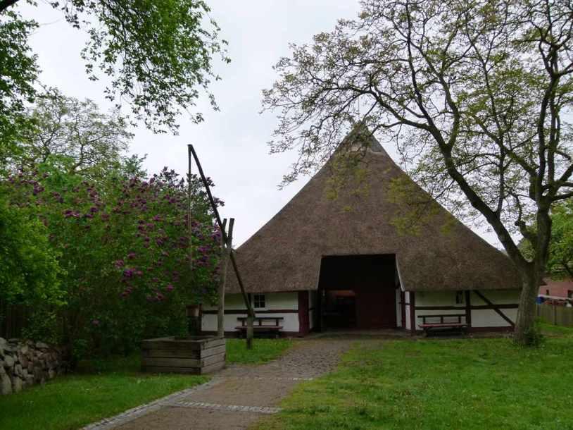 Hallenhaus in Schwerin Mueß (c) FRank Koebsch