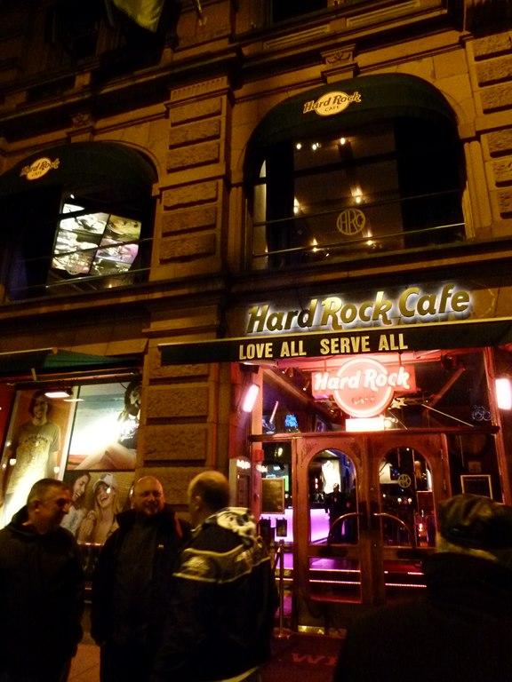 Hard Rock Cafe Frankfurt Fotos