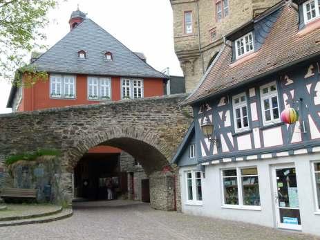 Kanzleitor in Idstein (c) Frank Koebsch 2