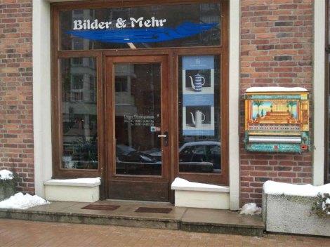 Kunstautomat bei Bilder &; Meer in Rostock (c) Frank Koebsch