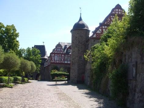Schlossgasse in Idstein (c) Ruth Trinczek