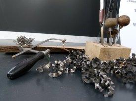 Werkzeug der Schmuckdesignerin Annett Kallweit (c) FRank Koebsch (1)