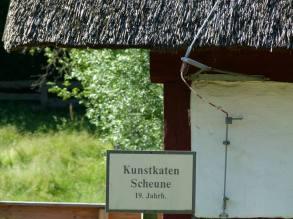 Kunstkarten im Freiluftmuseum Schwerin Muess (c) Frank Koebsch
